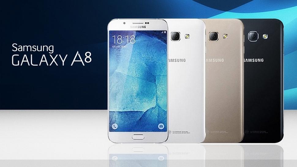 Samsung A800 Galaxy A8