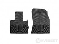 W27 WeatherTech ковры салона BMW X5 2000-2006
