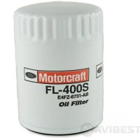 FL400S Motorcraft, фильтр масла CHRYSLER, DODGE, FORD, JEEP, LINCOLN, MAZDA 6, MERCURY